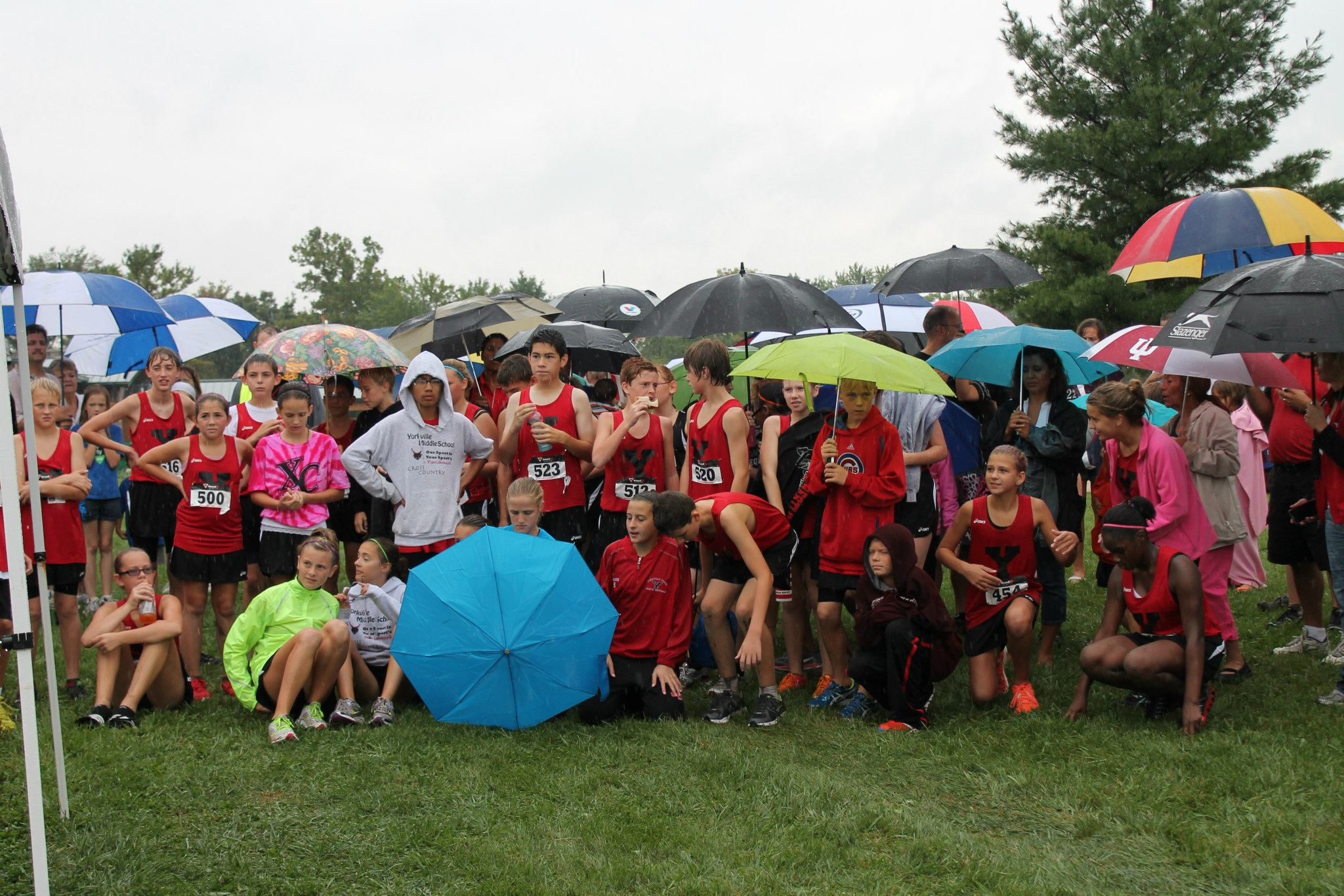 2012 Yorkville Fox Trot Invite