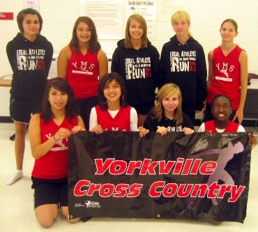 2009 YMSXC 8th Grade Girls